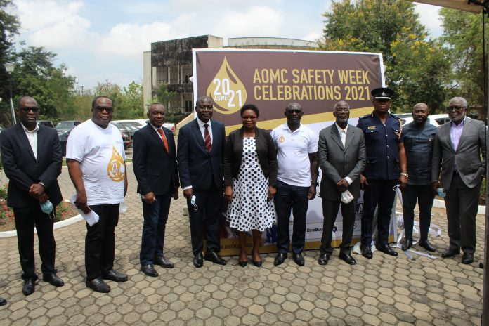 AOMC Launches Petroleum Safety Week (Photos)