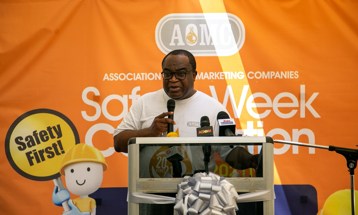 Association Of Oil Marketing Companies Launches Annual Safety Week (ASWEC21)
