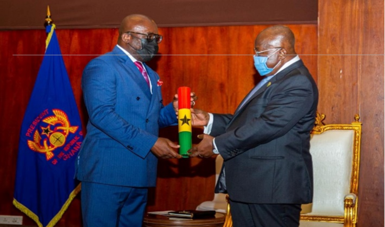 Three Deputy Energy Ministers Sworn into Office; Charged to be Loyal to Minister