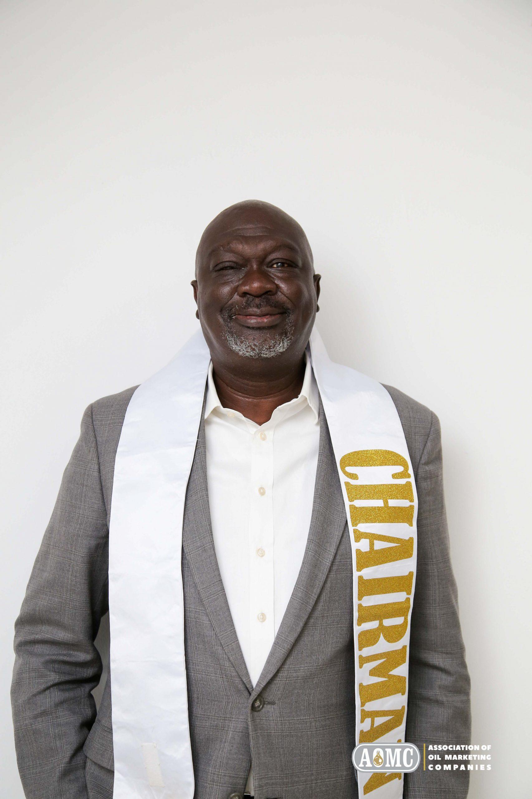 Felix Gyekye, MD Of Glory Oil Is The New Board Chairman Of The Association Of Oil Marketing Companies (AOMC)